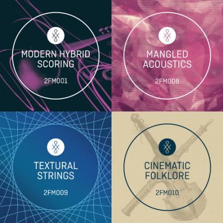 2FM: Modern Hybrid Scoring, Mangled Acoustics, Textural Strings, Cinematic Folklore